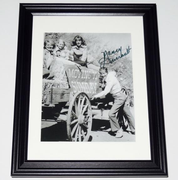 Nancy Dussault Autographed 8x10 Photo (framed & Matted) - Dick Van Dyke Show!