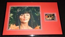 Nancy Kovack Signed Framed 11x17 Photo Display Star Trek
