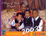 Nancy Wilson Autographed Signed Charity Calendar UACC RD    AFTAL