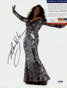 Nancy Wilson Supremes Recording Artist Signed 8x10 Photo W/coa Psa X57127
