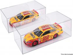 2-NASCAR Die Cast Display Collection