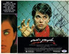 Nastassja Kinski Signed Cat People Original 11x14 Lobby Card PSA/DNA #X31839