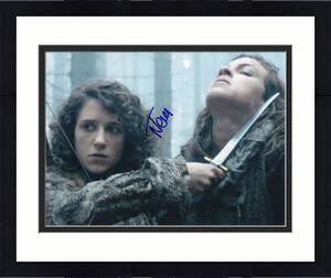 Natalia Tena Game of Thrones Osha Signed 8x10 Photo w/COA