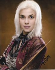 Natalia Tena signed Harry Potter 8x10 photo Nymphadora Tonks W/Coa #3