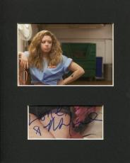 Natasha Lyonne Orange Is The New Black Nicky Rare Signed Autograph Photo Display