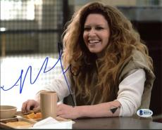 Natasha Lyonne Orange Is The New Black Signed 8X10 Photo BAS #B51978