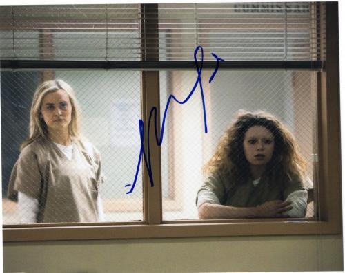 Natasha Lyonne signed 8x10 Photograph w/COA Orange is The New Black