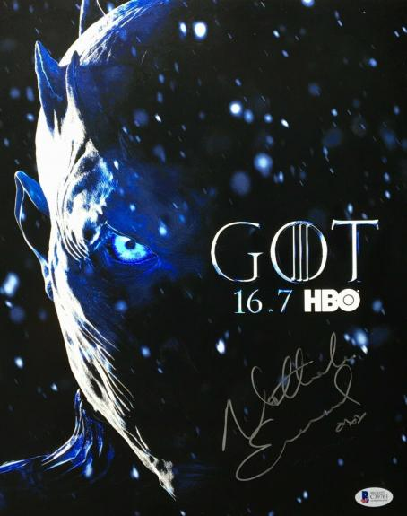 Nathalie Emmanuel Signed 'Game of Thrones' 11x14 Photo *Missandei BAS C39761