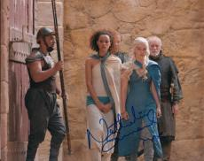 Nathalie Emmanuel signed Game of Thrones Fast 7 star 8x10 photo w/coa Proof #NE1