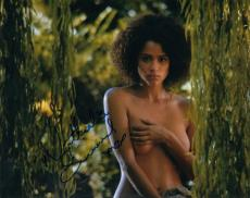 Nathalie Emmanuel signed Game of Thrones Fast 7 star 8x10 photo w/coa Proof #NE2