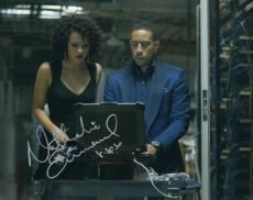 Nathalie Emmanuel signed Game of Thrones Fast 7 star 8x10 photo w/coa Proof #NE3