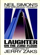 Nathan Lane Bitty Schram JK Simmon Neil Simon Laughter On The 23rd Floor Program