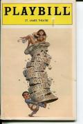 Nathan Lane Stephen Sondheim A Funny Thing Happened On The To Way Forum Playbill