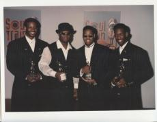 Nathan Morris Autographed Boyz II Men (Soul Train Awards) 8x10 Photo