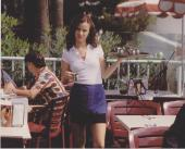 Natural Born Killers Juliette Lewis Signed 8x10 Photo