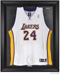 NBA Logo Black Framed Jersey Display Case - Mounted Memories