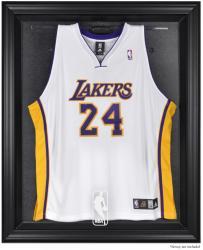 NBA Logo Black Framed Jersey Display Case