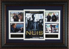 NCIS Cast Signed 11x17 Season Premier Display