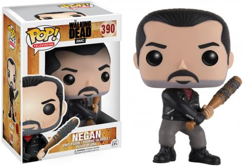 Negan The Walking Dead #390 Funko Pop!