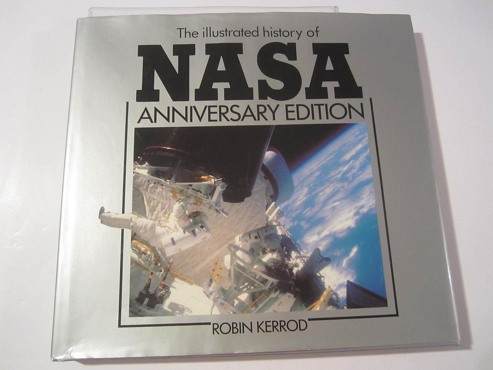 nasa the complete illustrated history