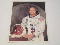 Neil Armstrong Signed Authentic 8x10 Nasa Photo Autographed Jsa Loa Coa Rare