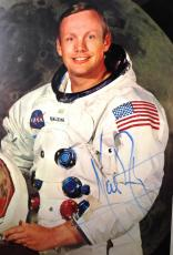 """Neil Armstrong Signed Autograph Apollo 11 WSS PSA/DNA """"FIRST MAN ON THE MOON"""