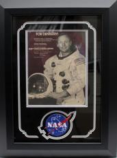 Neil Armstrong Signed Autographed 8x10 Magazine Page Photo Psa/dna Z05656