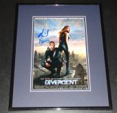 Neil Burger Signed Framed 8x10 Photo AW Divergent director