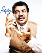 Neil Degrasse Tyson Signed 8x10 Photo Authentic Autograph Cosmos Proof Pic Coa B