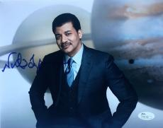 Neil DeGrasse Tyson signed 8x10 photo JSA COA