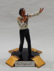 Neil Diamond Autographed Gartlan Figurine - Limited Edition With Coa!