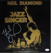 Neil Diamond Jazz Singer Autographed Signed Album LP Record Certified JSA COA