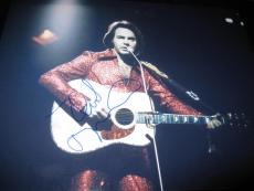Neil Diamond Signed Autograph 11x14 Photo Concert Promo Sweet Caroline Coa Auto