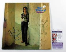 Neil Diamond Signed LP Record Album Rainbow w/ JSA AUTO