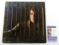 Neil Diamond Signed LP Record Album Tap Root Manuscript w/ JSA AUTO