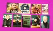 Neil Diamond Signed Melody Road Cd Album Certified With Jsa Coa + 10 Real Photos