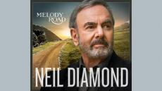 Neil Diamond un-signed Melody Road NWT CD 2014 New AFTAL