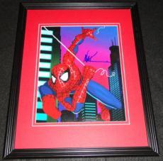 Neil Patrick Harris Signed Framed 8x10 Photo AW Spider-Man