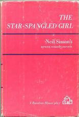 Neil Simon Star Spangled Girl Signed Autograph 1st Edition Hardback Book