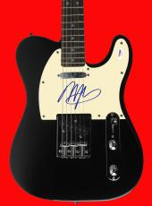 Neil Young Buffalo Springfield Signed Guitar Autographed PSA/DNA #AC17116