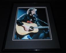 Neil Young Framed 8x10 Photo Poster