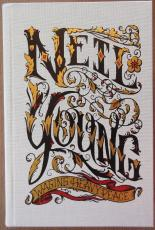 Neil Young Limited Edition Cloth Bound Signed Book - PSA DNA