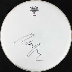Neil Young Signed 15 Inch Drumhead Autographed Psa/dna #u52467