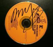 Neil Young Signed Disc CD On The Beach AUTHENTIC AUTOGRAPH PSA/DNA