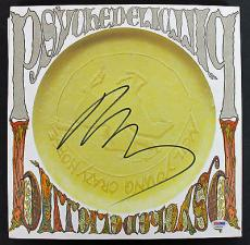 Neil Young Signed 'Psychedelic Pill' Album Cover W/ Vinyl PSA/DNA #AB81054