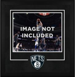 "New Jersey Nets Deluxe 16"" x 20"" Frame -"