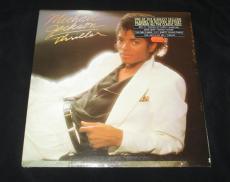"New Michael Jackson-factory Sealed-thriller Album-1982- 1st Release ""nr-mint"
