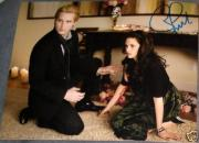 """New Moon"""" Peter Facinelli Signed Autograph Bella Photo"""
