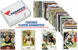 New Orleans Saints Team Trading Card Block/50 Card Lot