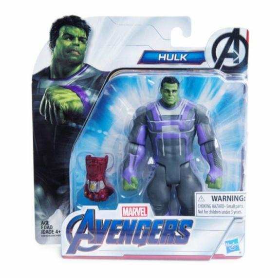 NEW SEALED 2018 Marvel Avengers Endgame Incredible Hulk Action Figure